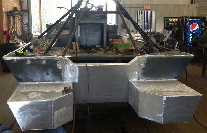 Aluminum Welding Services From Young S Welding And
