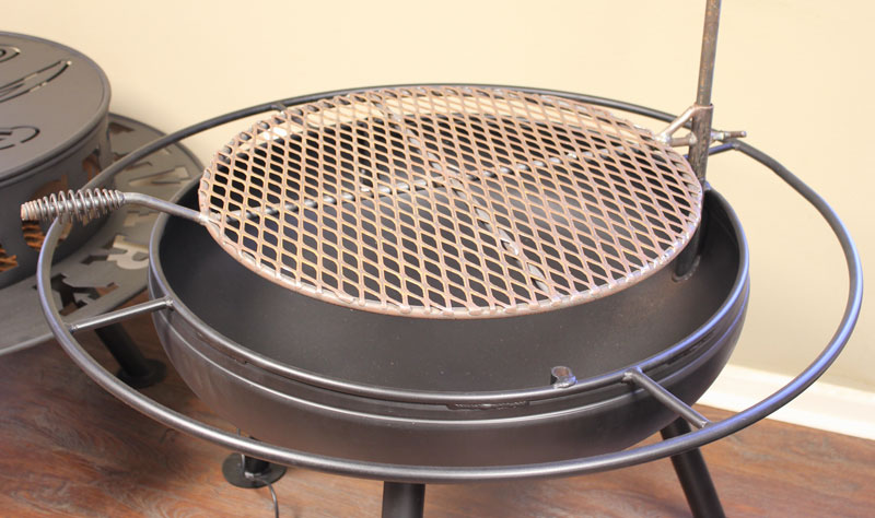 Custom Fire Pits - Custom Fire Pits From Young's Welding And Fabrication In Desoto