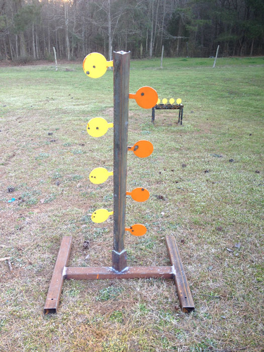 Custom Welded Shooting Trees From Young S Welding And